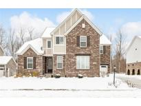 View 2786 W High Grove Cir Zionsville IN