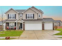 View 2213 Foxfire Ct Greenfield IN