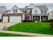 View 3112 Amber Way Bargersville IN