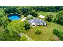 View 3863 Willow Brook Ln Zionsville IN