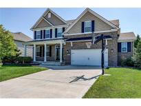 View 2839 Knockawuddy Dr Brownsburg IN