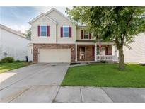 View 3822 Churchman Woods Blvd Indianapolis IN