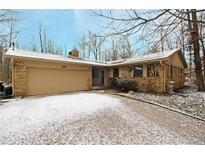 View 668 E Russell Lake Dr Zionsville IN