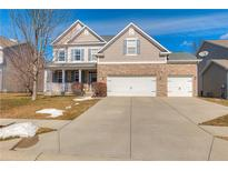 View 6114 Golden Eagle Dr Zionsville IN