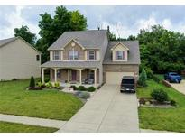 View 3160 Amber Way Bargersville IN