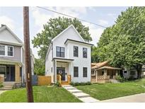 View 1114 Newman St Indianapolis IN