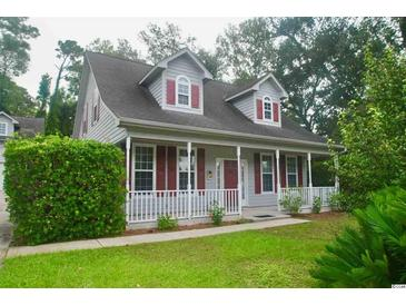 Photo one of 4385 Seahorse Dr Little River SC 29566   MLS 2019252