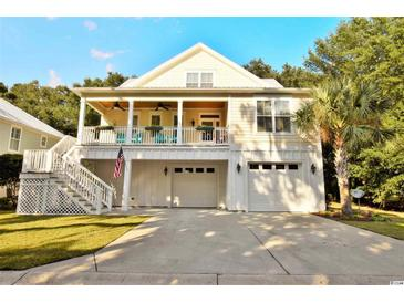 Photo one of 21 Flagg Point Ln Murrells Inlet SC 29576 | MLS 2022160