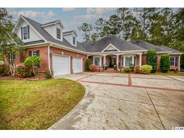 Photo one of 172 Knotty Pine Way Murrells Inlet SC 29576 | MLS 2024374