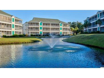 Photo one of 1100 Commons Blvd # 306 Myrtle Beach SC 29572 | MLS 2024755