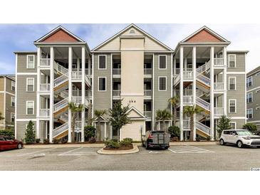 Photo one of 304 Shelby Lawson Dr # 104 Myrtle Beach SC 29588 | MLS 2100184