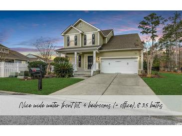 Photo one of 230 Simplicity Dr Murrells Inlet SC 29576 | MLS 2100345