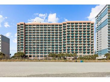 Photo one of 2207 South Ocean Blvd # 709 Myrtle Beach SC 29577 | MLS 2100354