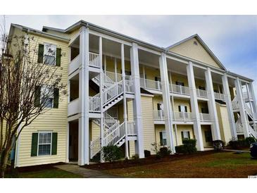 Photo one of 5822 Longwood Dr # 301 Murrells Inlet SC 29576   MLS 2100411