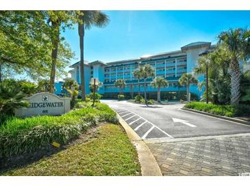 Photo one of 601 Retreat Beach Cir # 310 Pawleys Island SC 29585 | MLS 2100417