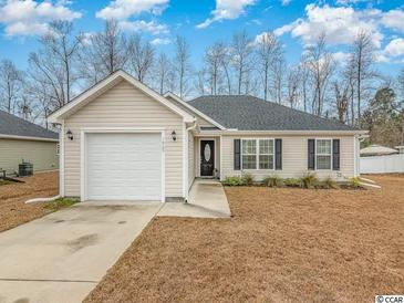 Photo one of 1905 Ronald Phillips Ave Conway SC 29527   MLS 2100664