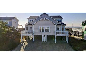 Photo one of 1295 W Ocean Blvd Holden Beach NC 28462 | MLS 2100665