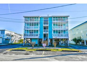 Photo one of 214 30Th Ave N # 103-C North Myrtle Beach SC 29582 | MLS 2100752