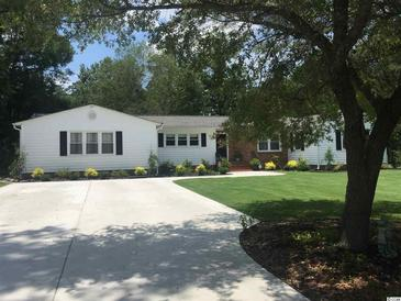 Photo one of 156 Sherwood Dr Conway SC 29526   MLS 2100778