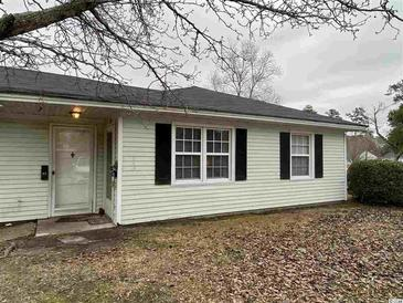 Photo one of 1600 Oak St # 3A Conway SC 29526 | MLS 2100878