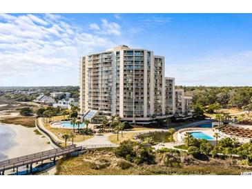 Photo one of 101 Ocean Creek Dr # Bb-4 Myrtle Beach SC 29572 | MLS 2103041