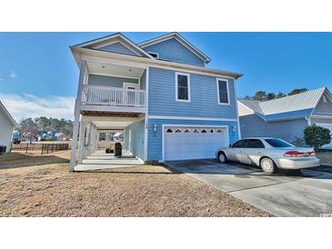 Photo one of 108 Fincham Dr Little River SC 29566 | MLS 2103281