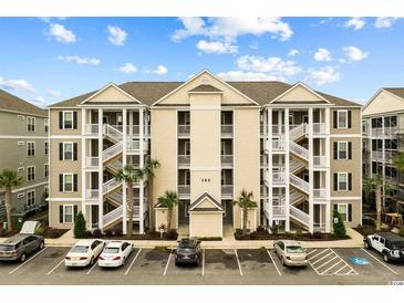 Photo one of 305 Shelby Lawson Dr # 401 Myrtle Beach SC 29588 | MLS 2103336