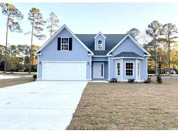 Photo one of 668 Francis Parker Rd Georgetown SC 29440 | MLS 2103445