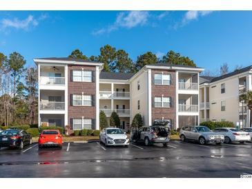 Photo one of 1302 River Oaks Dr # 4-J Myrtle Beach SC 29579 | MLS 2103635