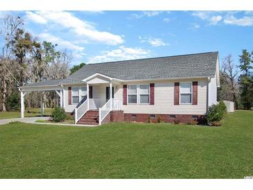 Photo one of 2265 Steritt Swamp Rd Conway SC 29526 | MLS 2103679