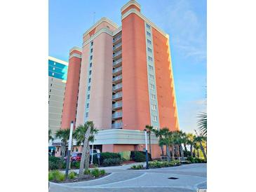 Photo one of 1604 N Ocean Blvd # 1101 Myrtle Beach SC 29577 | MLS 2103921