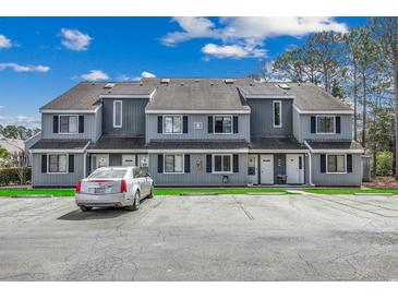 Photo one of 1881 Colony Dr # 9J Surfside Beach SC 29575 | MLS 2106719