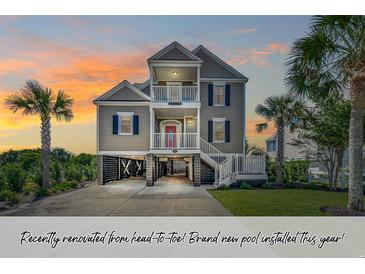 Photo one of 1073 S Waccamaw Dr Garden City Beach SC 29576 | MLS 2107334