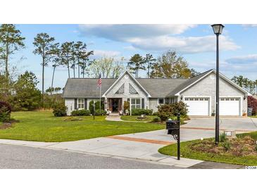 Photo one of 3998 Tiger Paw Ln Myrtle Beach SC 29588 | MLS 2107394