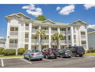 Photo one of 465 White River Dr # 35-B Myrtle Beach SC 29579 | MLS 2107422