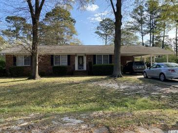 Photo one of 5103 Converse Dr Conway SC 29526 | MLS 2107432