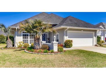 Photo one of 6036 Andros Ln Murrells Inlet SC 29576 | MLS 2107525