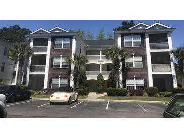 Photo one of 1294 River Oak Dr # 6-B Myrtle Beach SC 29579 | MLS 2107549