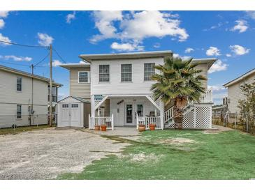 Photo one of 208 Dogwood Dr S Garden City Beach SC 29576 | MLS 2108487