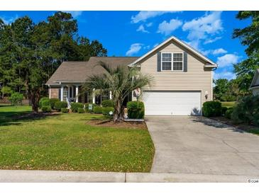 Photo one of 321 Green Creek Bay Cir Murrells Inlet SC 29576 | MLS 2108810