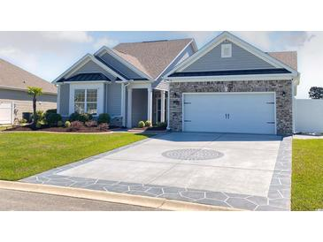 Photo one of 2114 Stonecrest Dr Nw Calabash NC 28467 | MLS 2108951