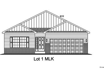 Photo one of Tbd Martin Luther King Rd Pawleys Island SC 29585 | MLS 2109087