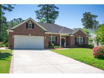 Photo one of 6478 Somersby Dr Murrells Inlet SC 29576 | MLS 2109109