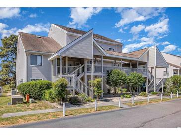 Photo one of 1095 Plantation Dr W # 31-I Little River SC 29566 | MLS 2109365