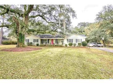 Photo one of 120 Tradd Rd Georgetown SC 29440 | MLS 2109581