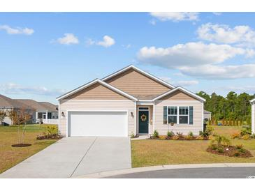 Photo one of 5905 Flour Mill Ct Myrtle Beach SC 29579 | MLS 2109716