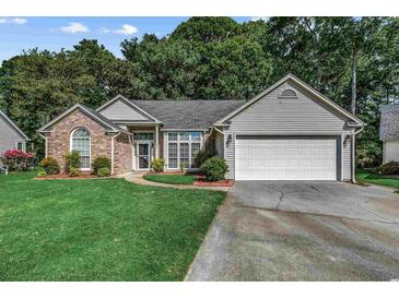 Photo one of 1807 Bunting Ct Murrells Inlet SC 29576 | MLS 2109780