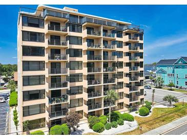 Photo one of 7603 N Ocean Blvd # 3-H Myrtle Beach SC 29572 | MLS 2109808