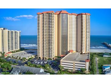 Photo one of 8500 Margate Tower # 2907 Myrtle Beach SC 29572 | MLS 2111006