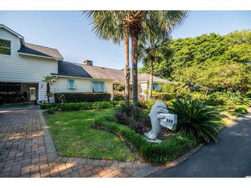 Photo one of 264 Rum Gully Rd Murrells Inlet SC 29576 | MLS 2111310